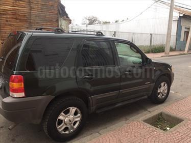 Foto venta Auto usado Ford Escape XLT 3.0L Aut 4x4 (2001) color Verde Oliva precio $4.300.000