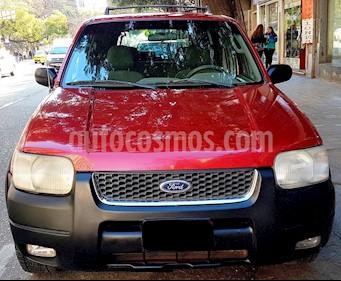 Foto venta Auto Usado Ford Escape XLT 4x4 (2001) color Rojo precio $195.000
