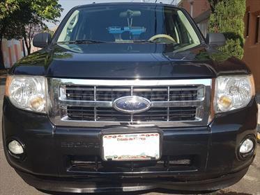 Foto venta Auto Seminuevo Ford Escape XLT Aut (2009) color Negro precio $125,000