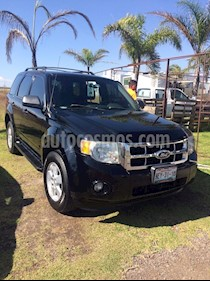 Foto venta Auto usado Ford Escape XLT Aut (2010) color Negro Profundo precio $145,000