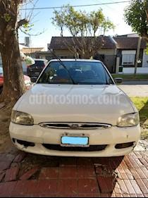 Foto venta Auto usado Ford Escort CLX (1998) color Blanco precio $75.000