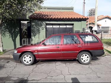Foto venta Auto usado Ford Escort Ghia Rural (2000) color Rojo precio $93.000