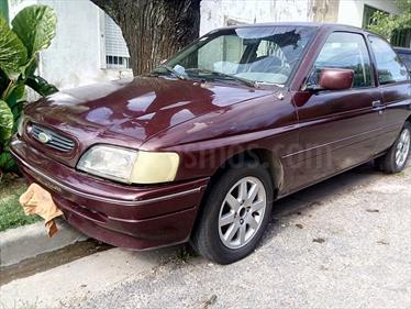 Foto venta Auto usado Ford Escort GL  (1996) color Bordo precio $40.000