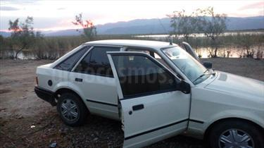 Foto venta Auto usado Ford Escort LX 5P Ac (1992) color Blanco Alaska precio $45.000