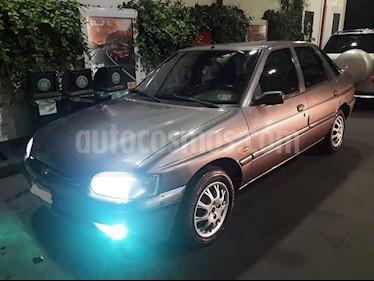 Foto venta Auto usado Ford Escort LX 5P Ac (1997) color Gris Metalico precio $79.900