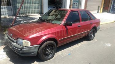 Foto venta Auto Usado Ford Escort LX 5P (1995) color Bordo precio $65.000