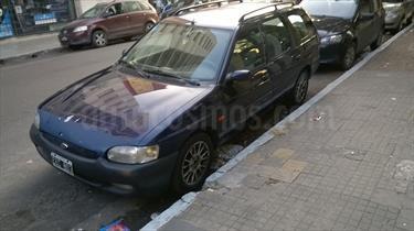 Foto venta Auto usado Ford Escort LX TDi (1998) color Azul Mora precio $55.000