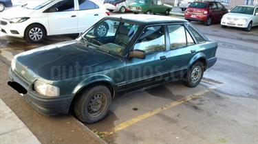 Foto venta Auto Usado Ford Escort LX (1994) color Verde Metalico precio $45.000