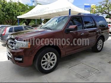 Foto venta Auto usado Ford Expedition 5 PTS. LIMITED, 5.4L, PIEL, QC, 4X4 (2015) precio $487,000