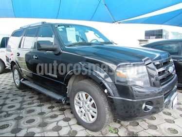 Foto venta Auto Seminuevo Ford Expedition 5 PTS. LIMITED, 5.4L, PIEL, QC, DVD (2008) color Negro precio $180,000
