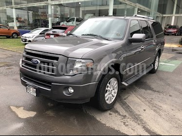 Foto venta Auto Seminuevo Ford Expedition 5 PTS. MAX LIMITED, 5.4L, PIEL, QC, RA (2010) color Grafito precio $219,900