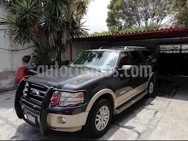 Foto venta Auto usado Ford Expedition Eddie Bauer 4x2 MAX (2007) color Gris Oscuro precio $155,000