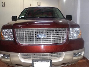 Foto venta Auto usado Ford Expedition King Ranch 4x2  (2006) color Marron precio $120,000