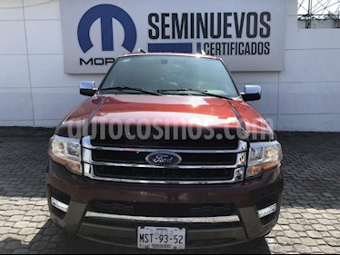 Foto venta Auto Seminuevo Ford Expedition King Ranch 4x2 (2015) color Marron precio $460,000