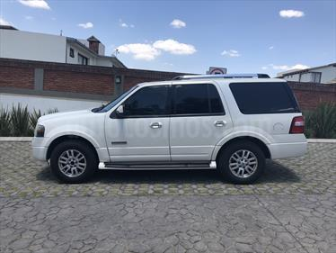 Foto venta Auto usado Ford Expedition Limited 4x2 MAX (2008) color Blanco precio $150,000