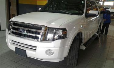 Foto venta Auto Usado Ford Expedition Limited 4x2 (2013) color Blanco Platinado precio $340,000