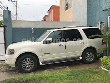 Foto venta Auto usado Ford Expedition Limited 4x2 (2008) color Perla precio $170,000