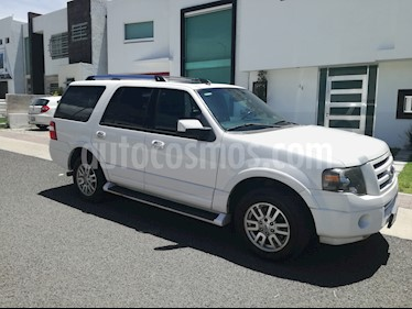 Foto venta Auto Seminuevo Ford Expedition Limited 4x2 (2009) color Blanco precio $180,000