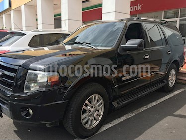 Foto venta Auto Seminuevo Ford Expedition Limited 4x2 (2008) color Negro precio $140,000