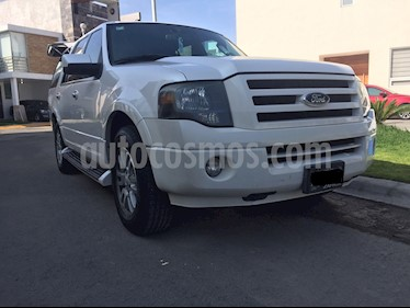 Foto venta Auto Seminuevo Ford Expedition Limited 4x2 (2009) color Blanco precio $190,000