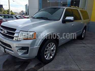 Foto venta Auto Seminuevo Ford Expedition Limited 4x2 (2015) color Plata precio $457,000