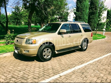 Foto venta Auto usado Ford Expedition Limited 4x4 (2005) color Champagne precio $110,000