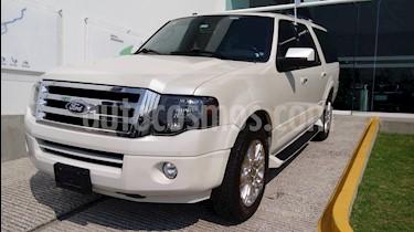 Foto venta Auto Usado Ford Expedition Limited Max 4x2 (2013) color Blanco Platinado precio $335,000