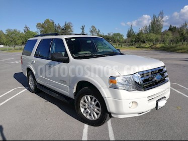 Foto venta Auto Seminuevo Ford Expedition XLT 4x2 4.6L (2008) color Blanco precio $139,000