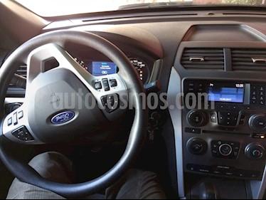 Ford Explorer 2.0L Ecoboost 4x2  usado (2014) color Negro Tuxedo precio $15.500.000
