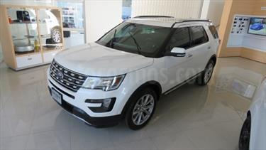 Ford Explorer 3.5L Limited 4x4 usado (2016) color Blanco Perla precio BoF900.000.000