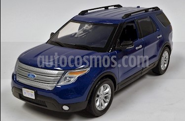 Foto venta carro Usado Ford Explorer 3.5L Limited 4x4 (2015) color Azul Marino precio BoF1.540.000.000