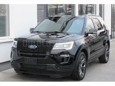 Ford Explorer 4.0L 4x4 Aut usado (2016) color Negro precio $1.500.000.000