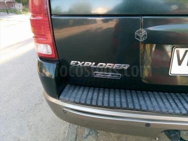 Ford Explorer 4.0L XLT 4x4  usado (2003) color Verde precio $5.000.000