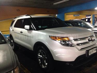 Ford Explorer Limited 3.5L 4x4 2014