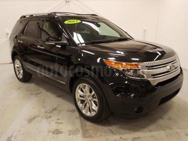 Foto Ford Explorer Limited 4.6L Aut usado (2015) color Negro precio BoF60.000.000