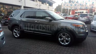 foto Ford Explorer Limited 4x2 3.6L
