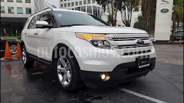Foto venta Auto Usado Ford Explorer Limited 4x2 3.6L  (2015) color Blanco Platinado precio $405,000