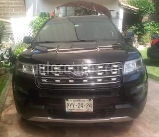 Foto venta Auto usado Ford Explorer Limited 4x2 4.0L  (2016) color Negro precio $510,000