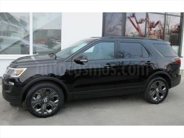 Ford Explorer Limited 4x4  usado (2016) color Negro Tuxedo precio BoF400.000.000