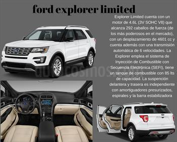 foto Ford Explorer Limited 4x4  usado (2016) color Blanco precio BoF380.000.000