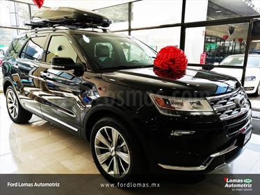 foto Ford Explorer Limited 4x4