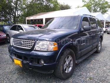 Ford Explorer Limited Aut usado (2003) color Azul precio $50.000.000