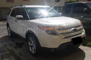 Foto venta Auto Seminuevo Ford Explorer Limited  (2013) color Blanco Platinado precio $335,000