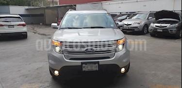 Foto venta Auto Seminuevo Ford Explorer Limited (2015) color Plata Estelar precio $360,000
