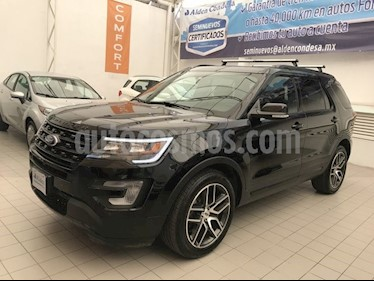 Foto venta Auto Seminuevo Ford Explorer Limited  (2017) color Negro precio $665,000