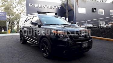 Foto venta Auto Seminuevo Ford Explorer Limited (2014) color Negro