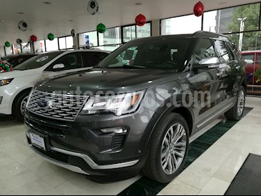 Foto venta Auto nuevo Ford Explorer Platinum 4x4 color A eleccion precio $941,600