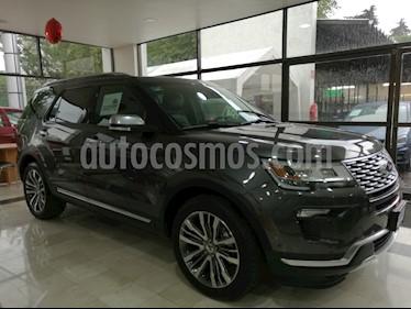 Foto venta Auto nuevo Ford Explorer Platinum 4x4 color Gris Nocturno precio $941,600