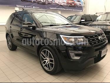 Foto venta Auto Seminuevo Ford Explorer Sport 4WD (2017) color Negro Profundo precio $665,000
