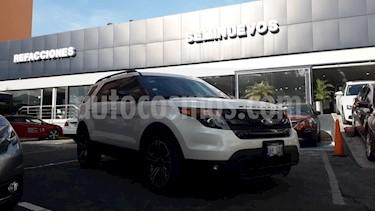 Foto venta Auto Seminuevo Ford Explorer Sport 4x4 (2015) color Blanco precio $469,900